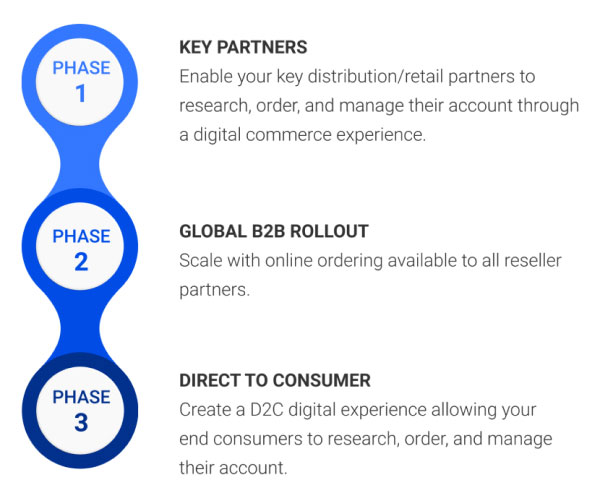 Digital Transformation: A Strategic Approach to Rolling Out eCommerce
