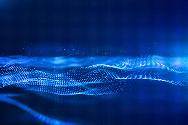 abstract-blue-color-digital-particles-wave