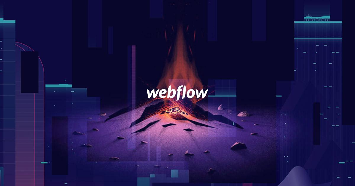 webflow.com - Web design & art history