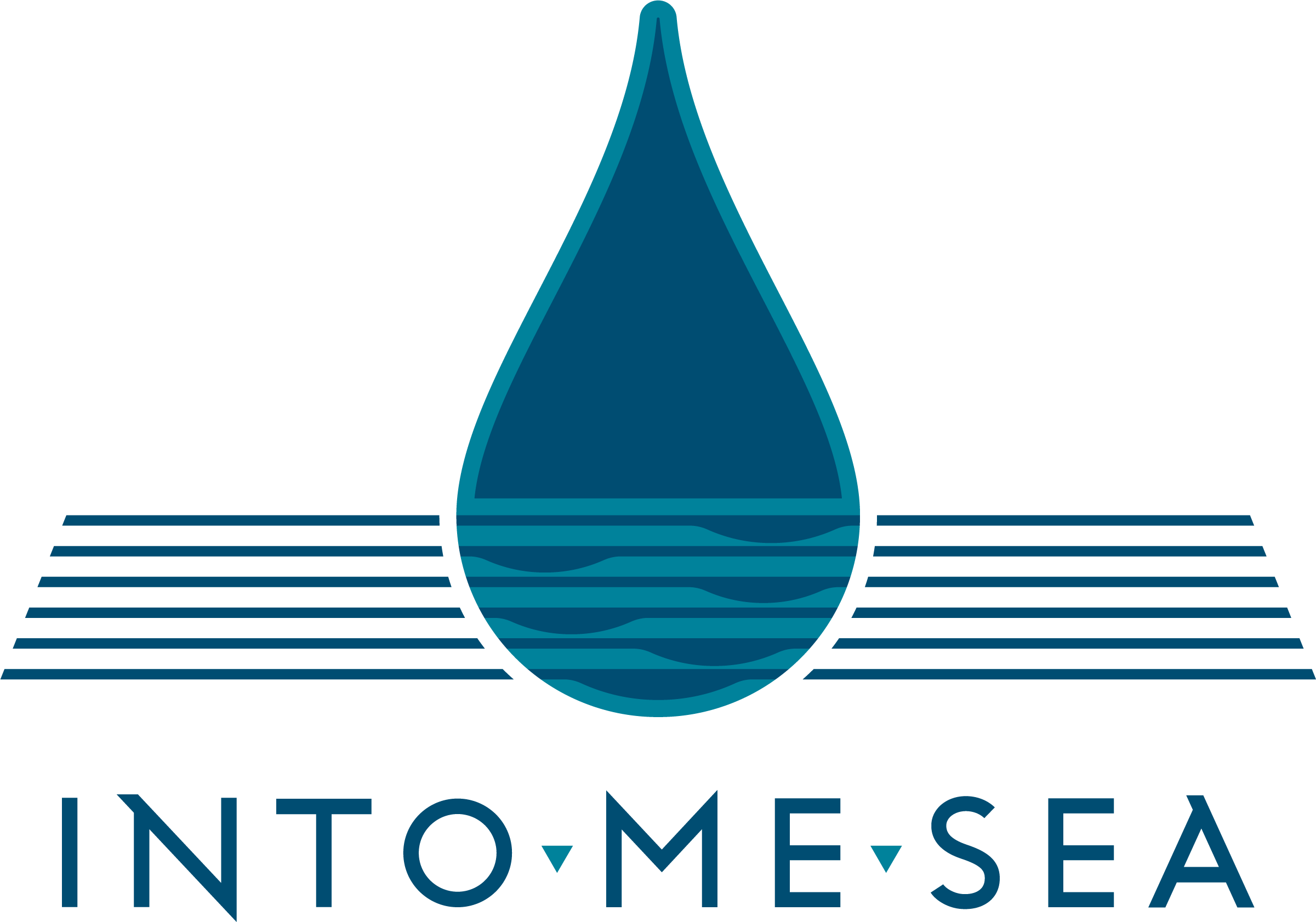 Into Me Sea logo
