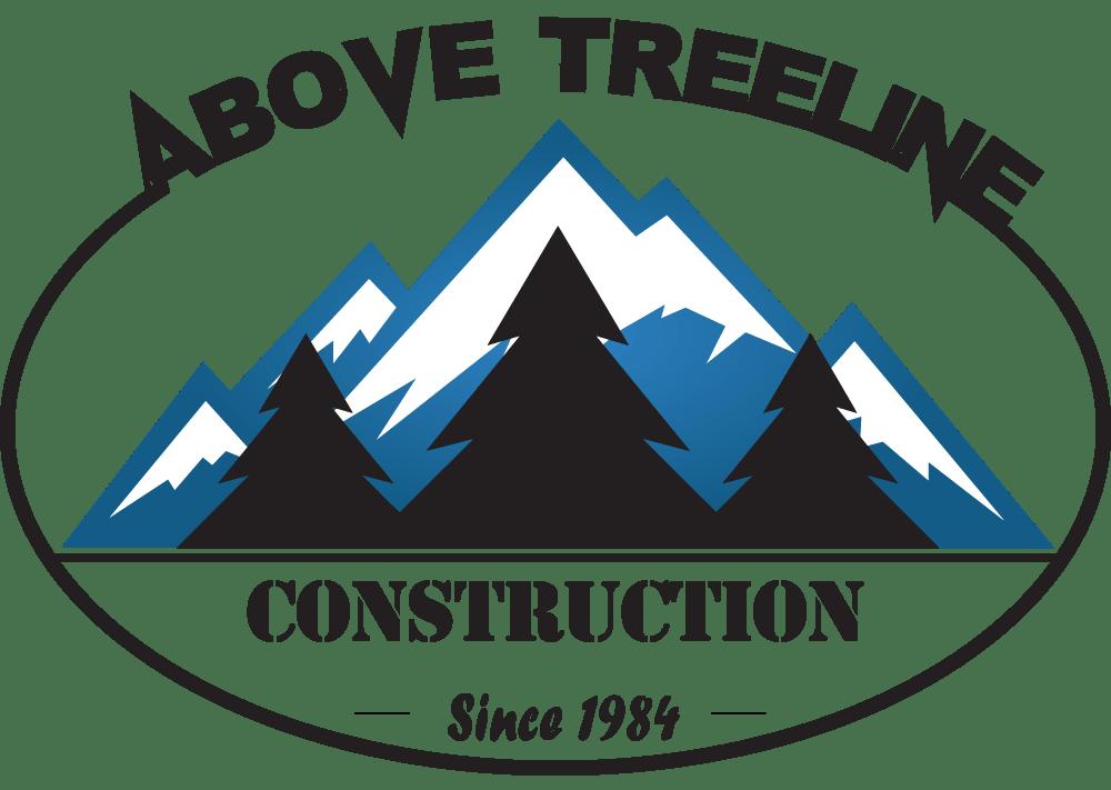 Above Treeline Construction Logo