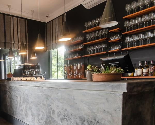 Upmarket Bar