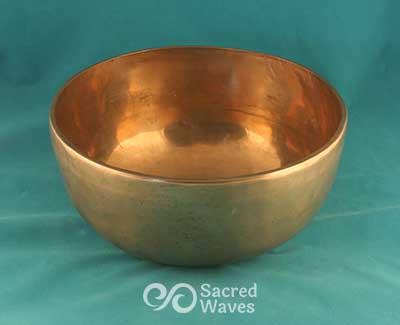 """7 1/2"""" Tibetan Singing Bowl"""