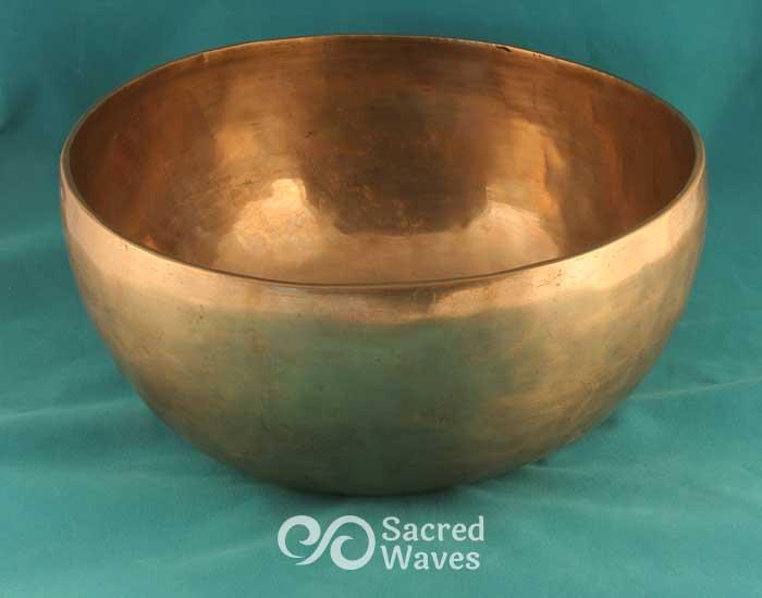 """8 1/4"""" Jambati Tibetan Bowl"""