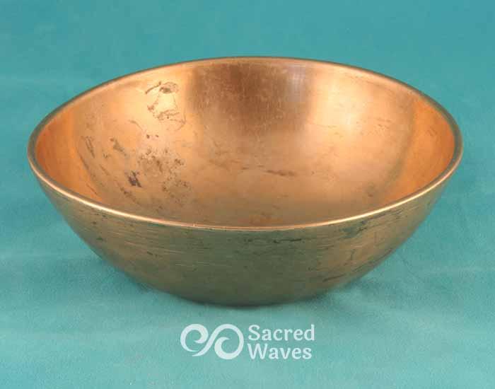 """5 1/2"""" Manipuri Tibetan Bowl"""
