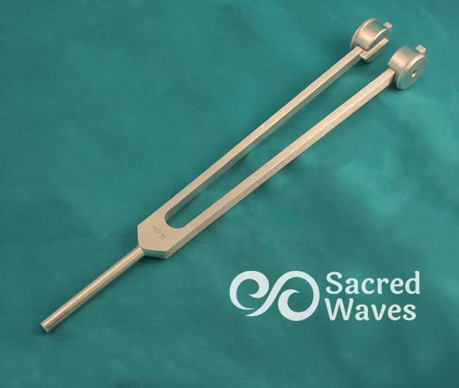Tuning Fork: 50 Hz Nerve Fork WTD, weighted