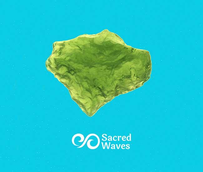 Moldavite - 2.9 Grams