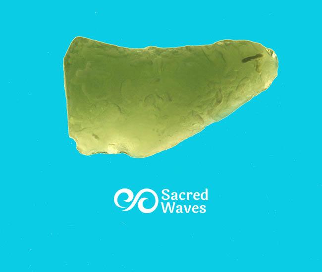 Moldavite - 3.9 Grams
