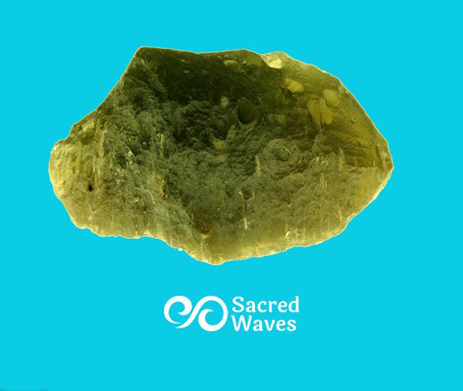 Moldavite - 5.1 Grams