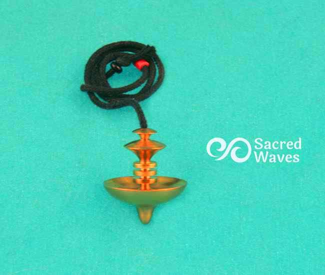 Mer-Isis Small Brass Pendulum
