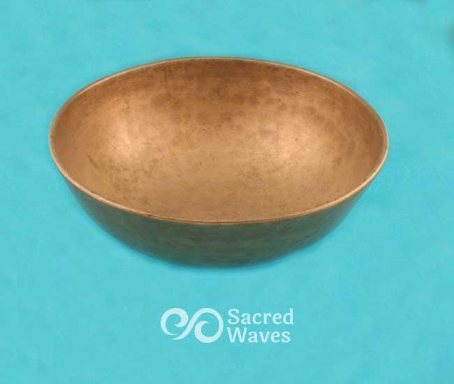 """8 1/4"""" Tibetan Manipuri Bowl"""