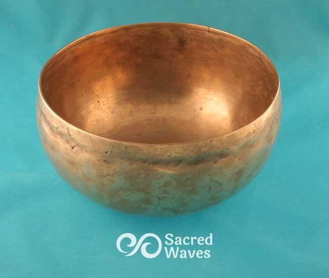 """7"""" TIbetan Lotus Bowl"""