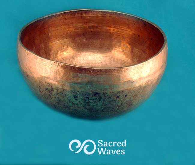 "8 1/2"" Tibetan Buddha Bowl"
