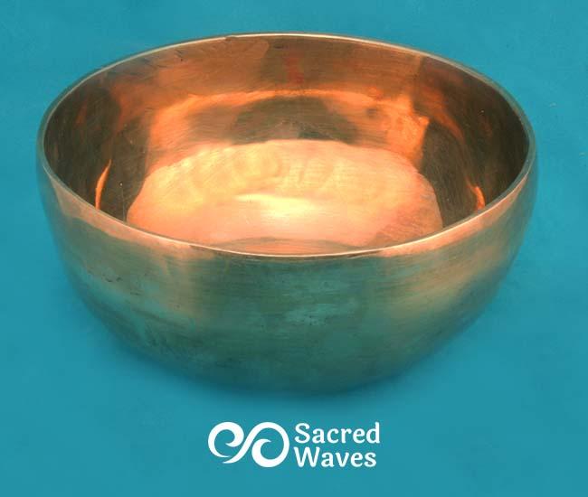 "6 1/4""  New Tibetan Buddha Bowl"