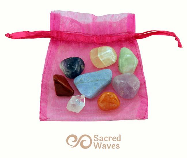 8 Chakra Stones | Earth Treasurers | Chakra Tools