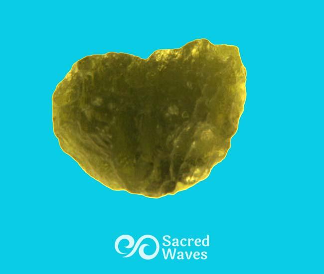 Moldavite Tektite | Earth Treasures | Moldavite | Sacred Waves - Vibrational Healing Tools for Transformation