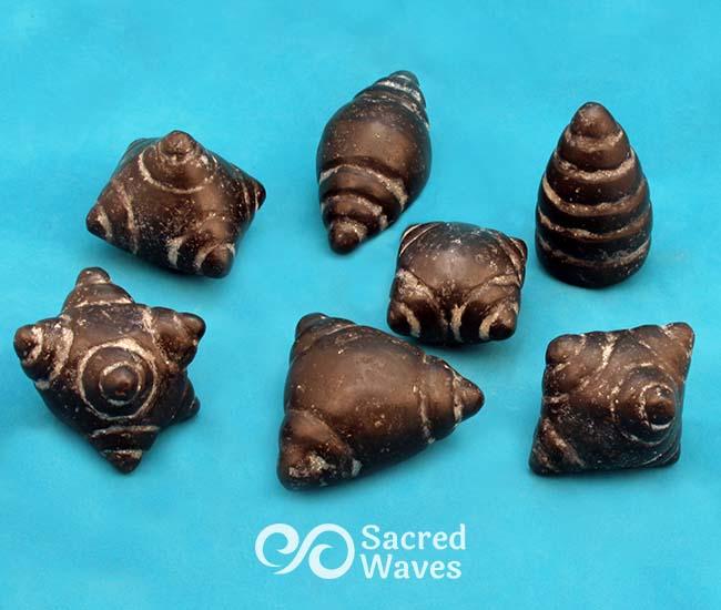Chumpi Stones - Set of 7