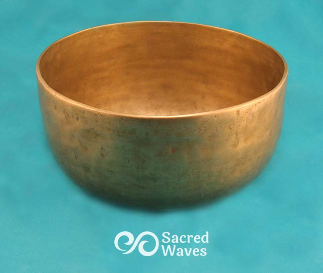 "6 1/2"" Tibetan Dolphin Bowl"