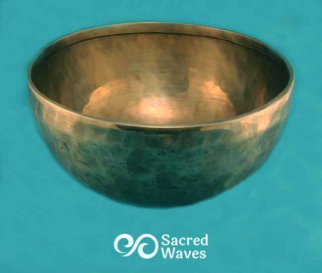 """8 3/8"""" Tibetan Jambati Bowl"""