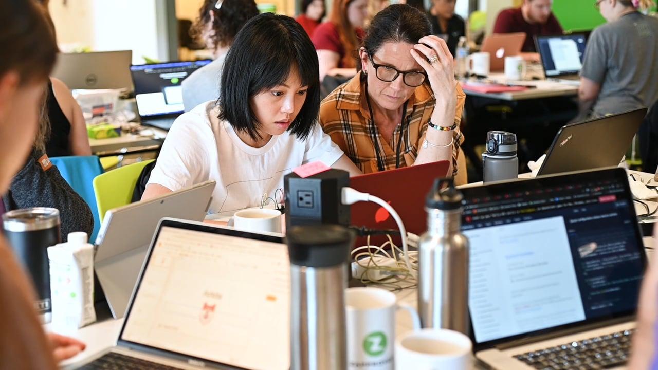 Women Who Code PDX Hackathon 2019