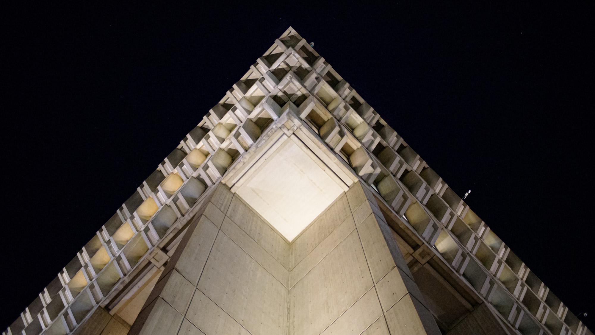 brutalist architecture in Boston, MA