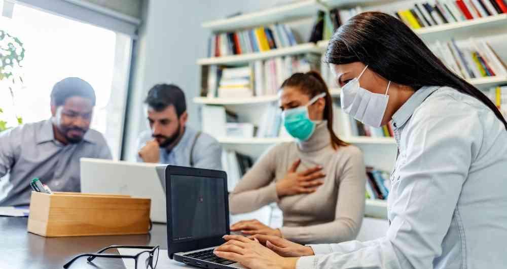 COVID-19 : mesures visant à préparer et améliorer le lieu de travail