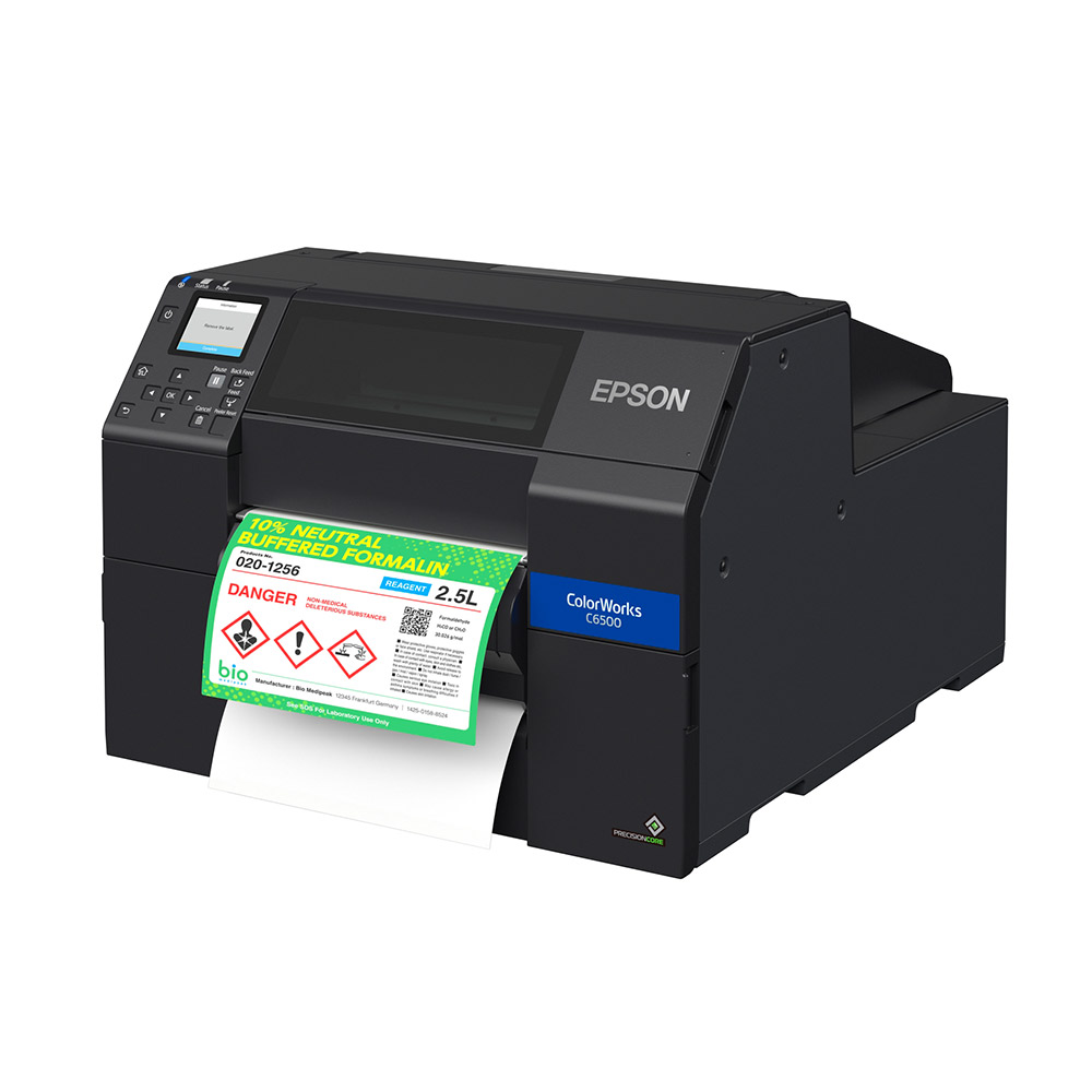ColorWorks C6500A