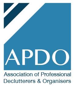 Association of professional Declutterers & organisers logo