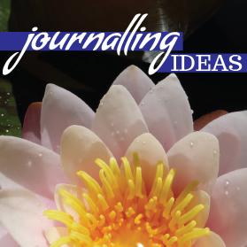 Chaka healing - journaling ideas