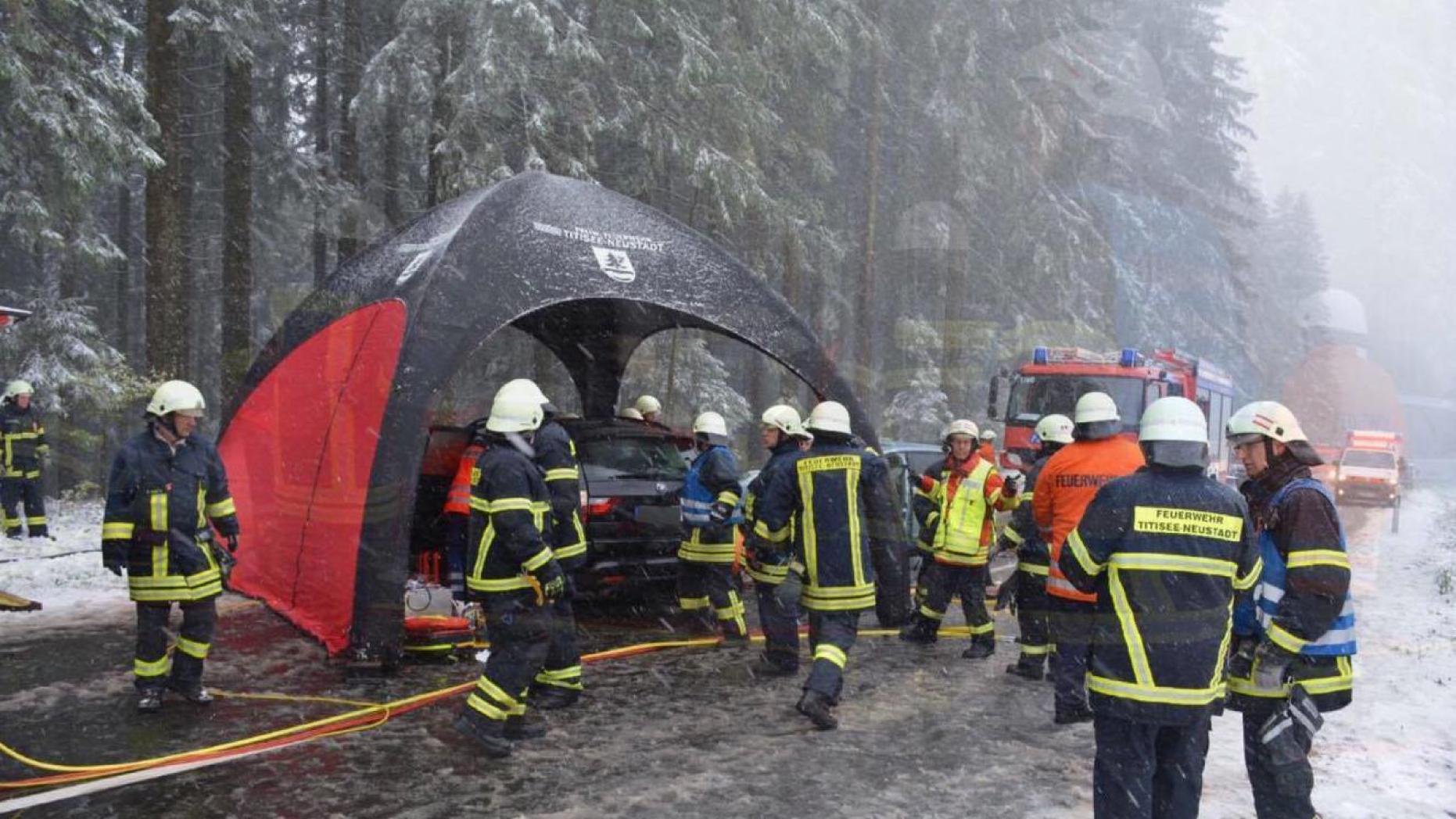 Pompiers du Titisee - Neustadt