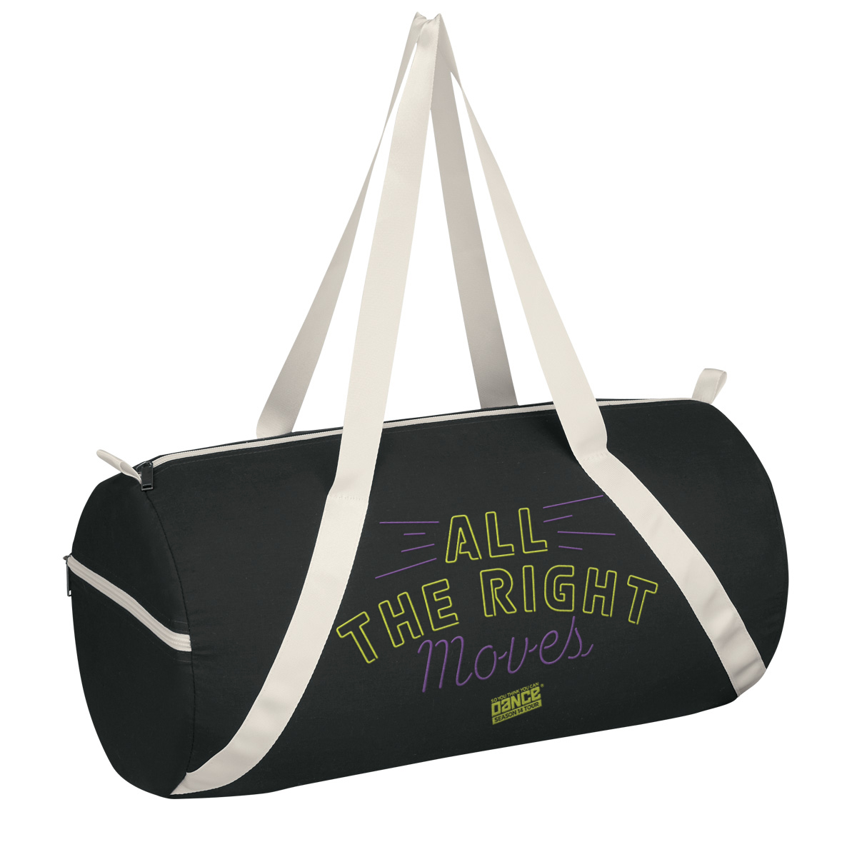 Dancing With The Stars Tour Gym Bag