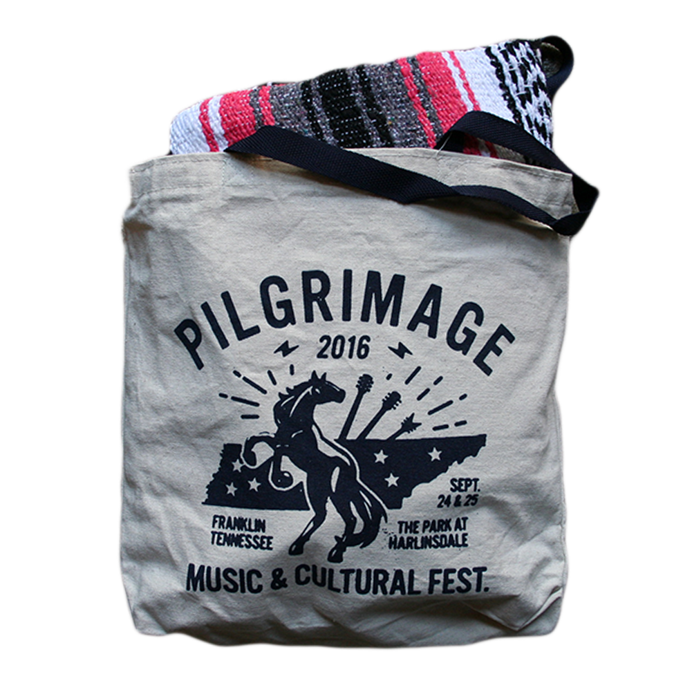 Pilgrimage Fest Tote Bag