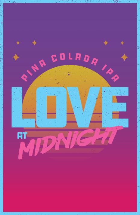 LOVE AT MIDNIGHT