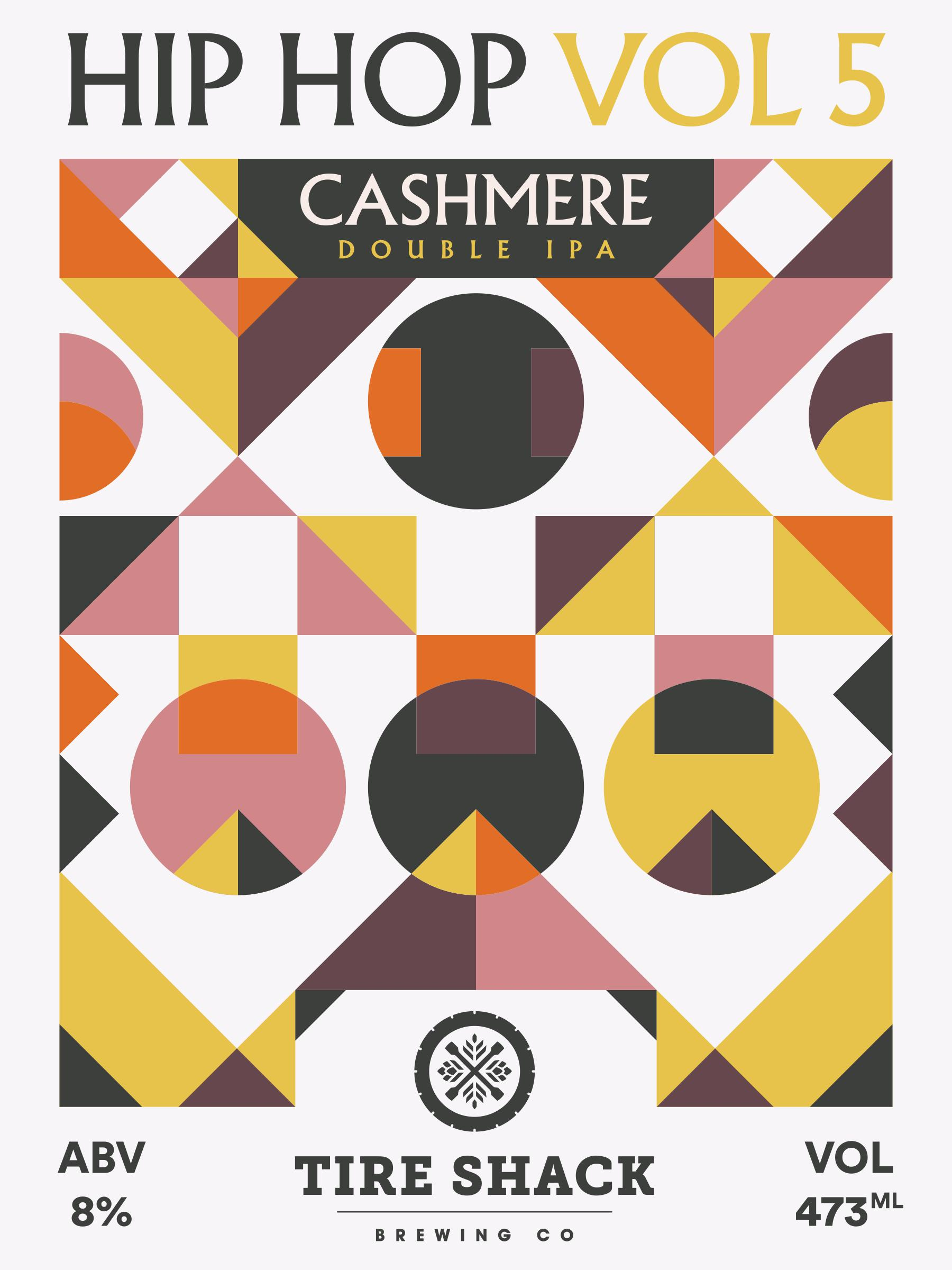Hip Hop Vol.5: Cashmere