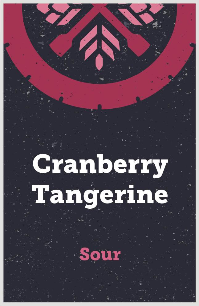 Cranberry Tangerine Sour