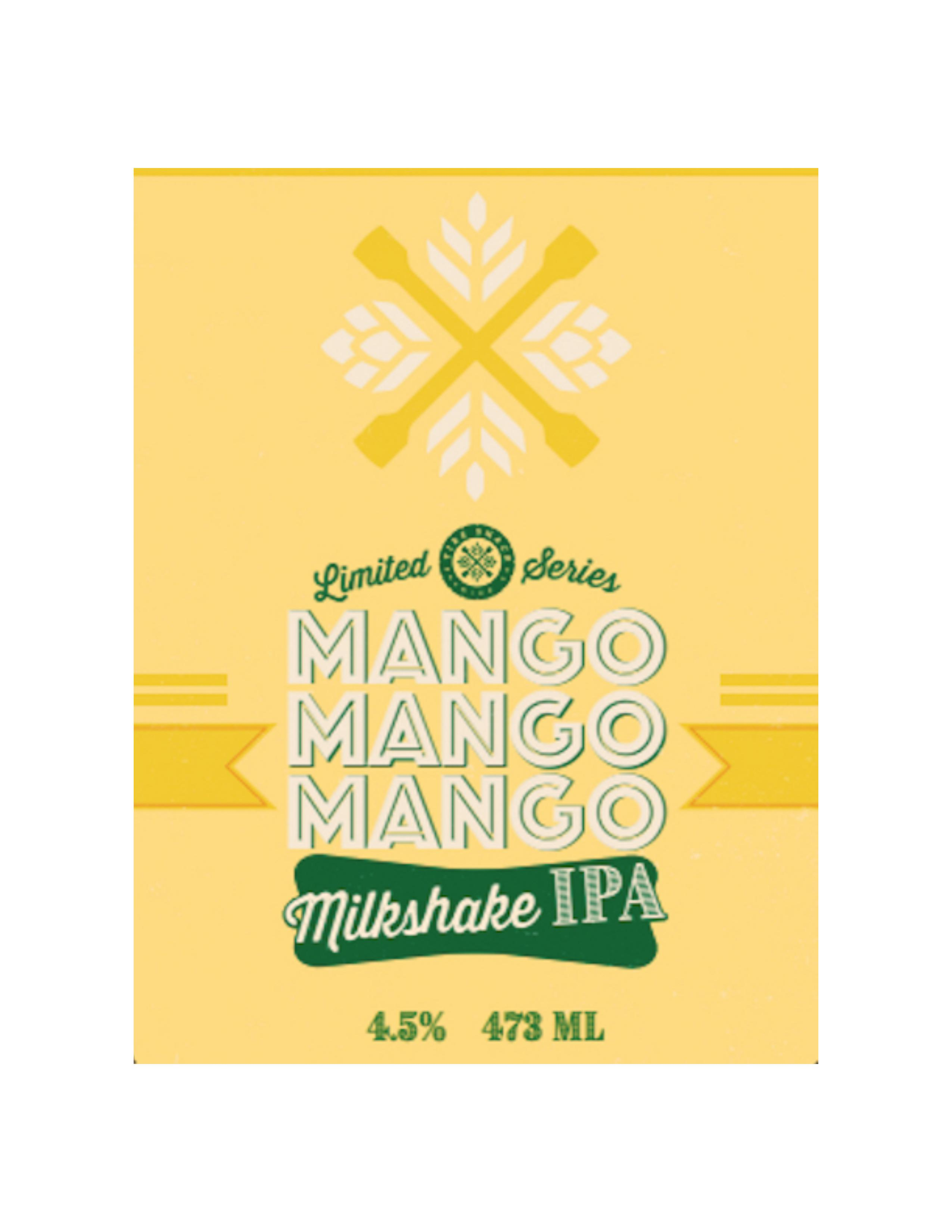 Mango Vanilla Milkshake IPA
