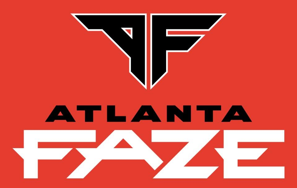 The Atlanta FaZe team logo.