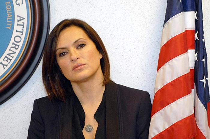Mariska Hargitay Detroit Press Conference 2014