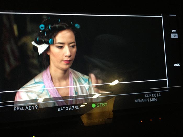 Joyce Wu She Lights Up Well Feature Film 2014