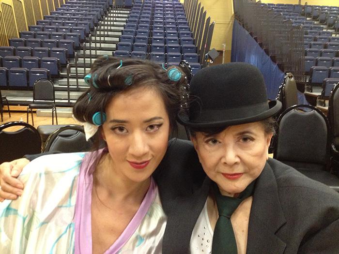 Joyce Wu Tsai Chin She Lights Up Well Feature Film 2014