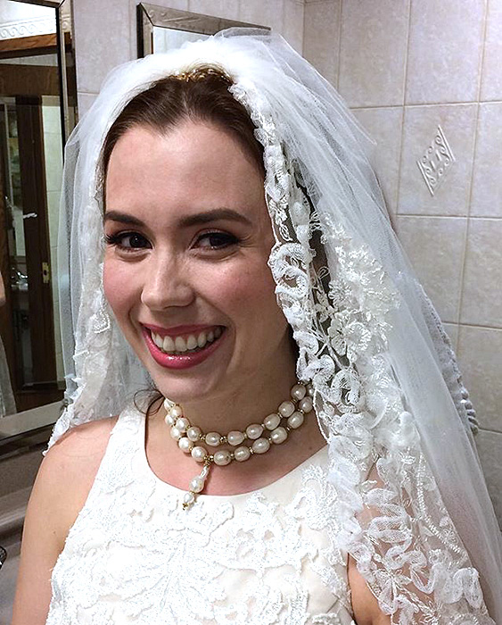 Bride Jessica