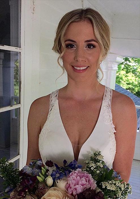 Bride Nancy