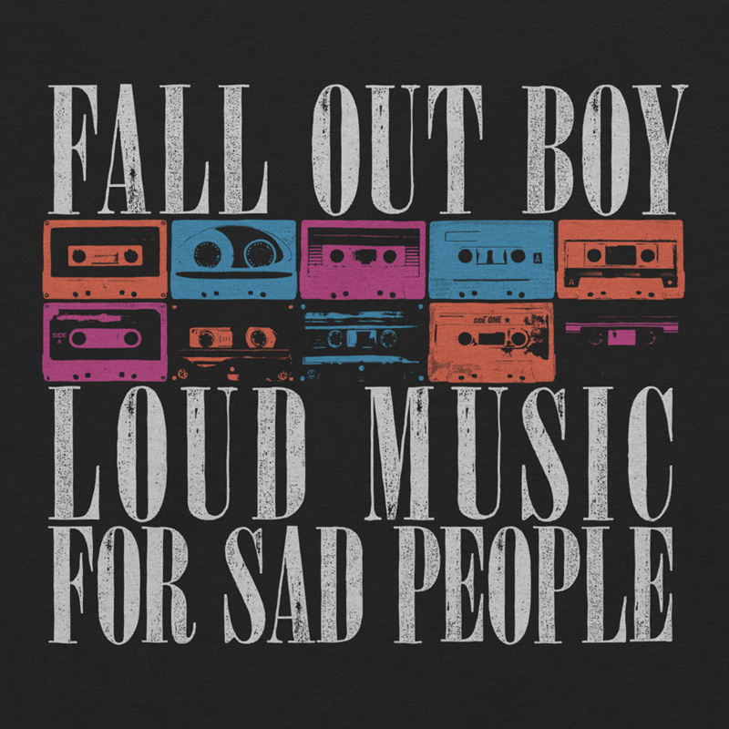 Fall Out Boy - Loud Music For Sad People