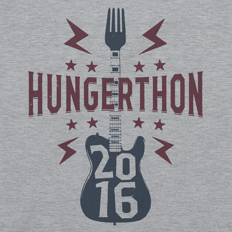 Hungerthon 2016 T-Shirt