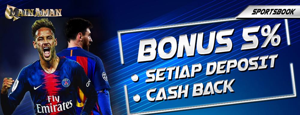 Bonus Deposit Agen Judi Online
