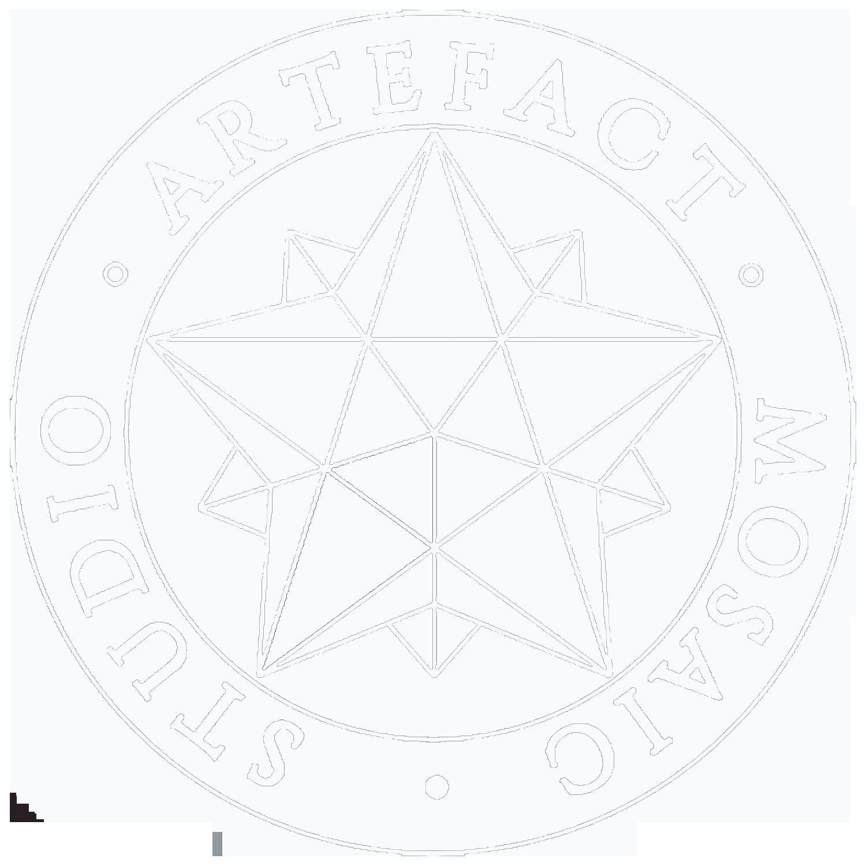 logo artefact mosaic studio