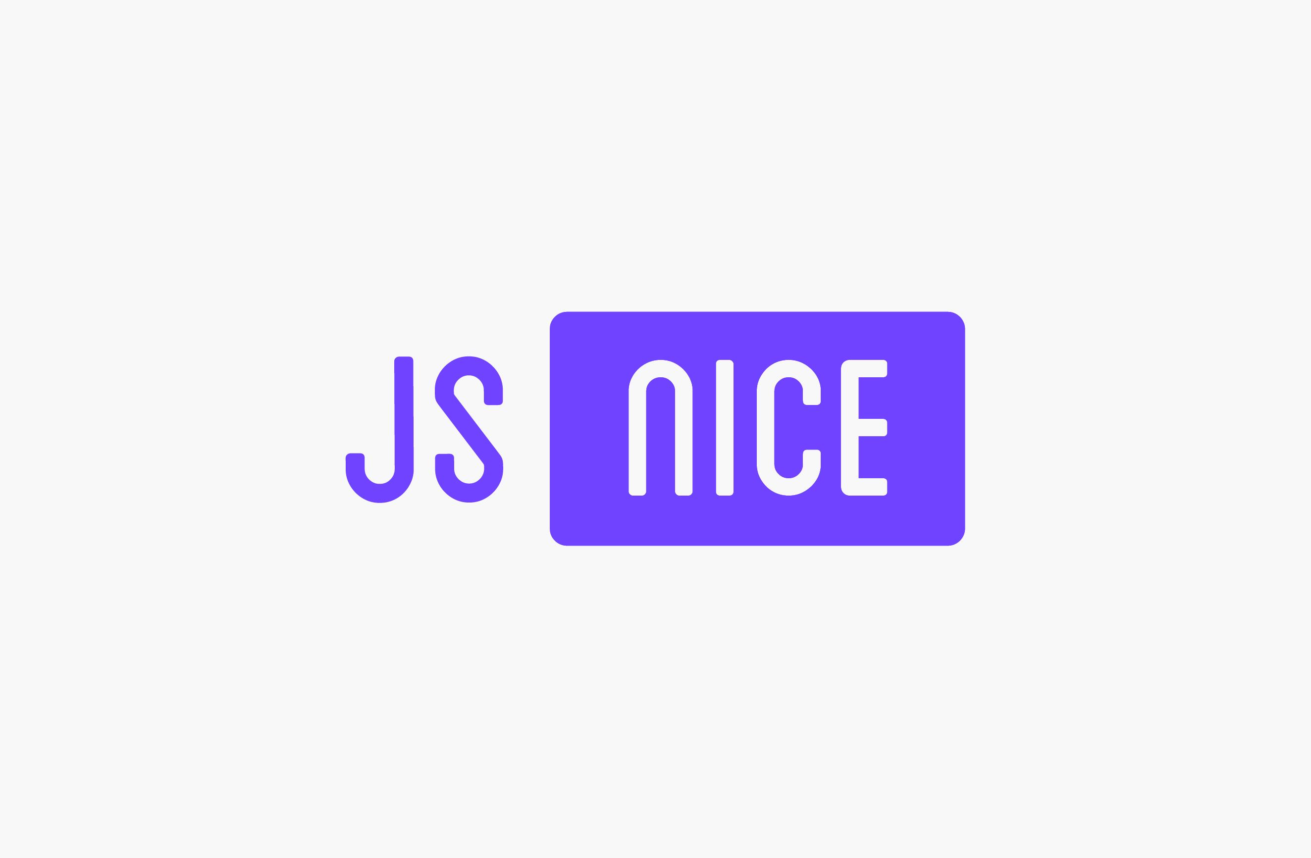 JS Nice brandmark — by Yagnyuk.