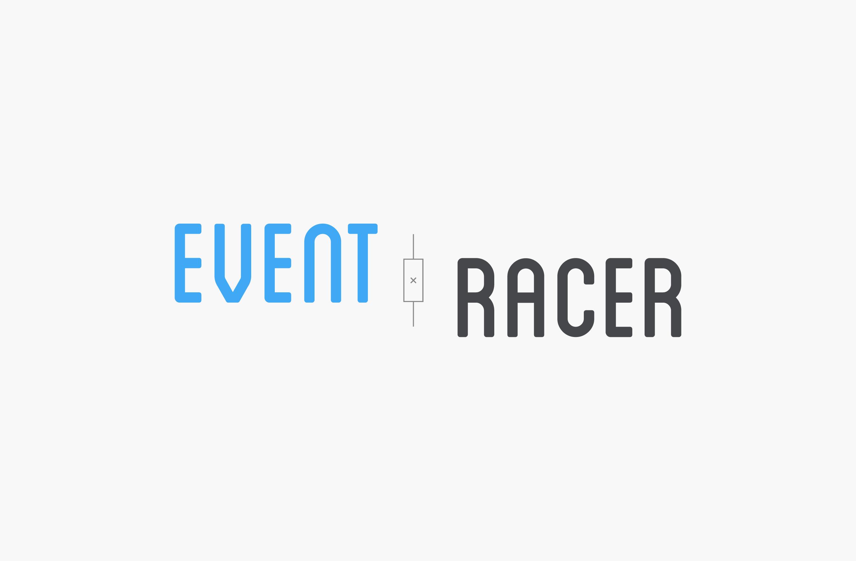 Event Racer Logo — by Dima Yagnyuk.