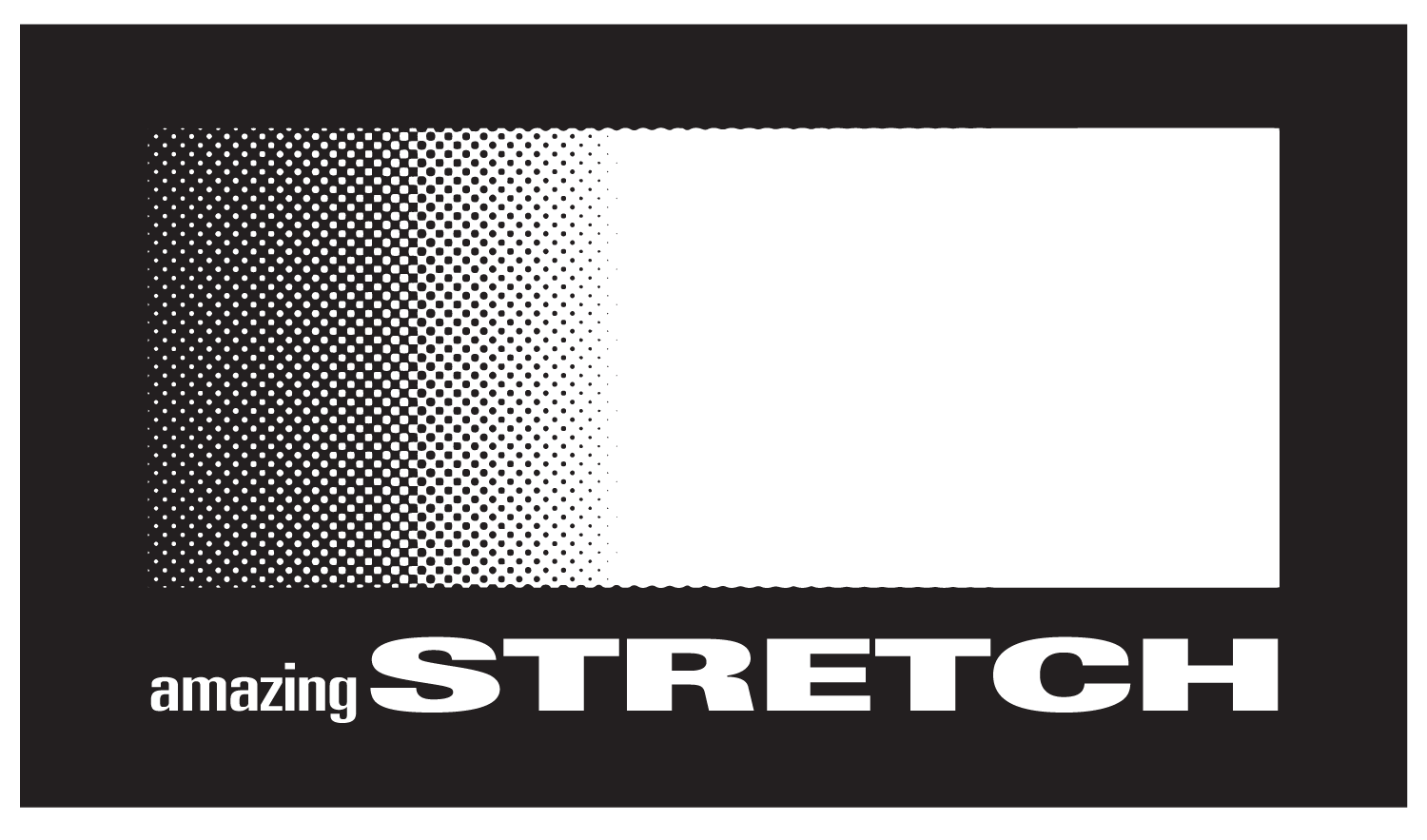 Amazing Stretch Logo — by Yagnyuk.