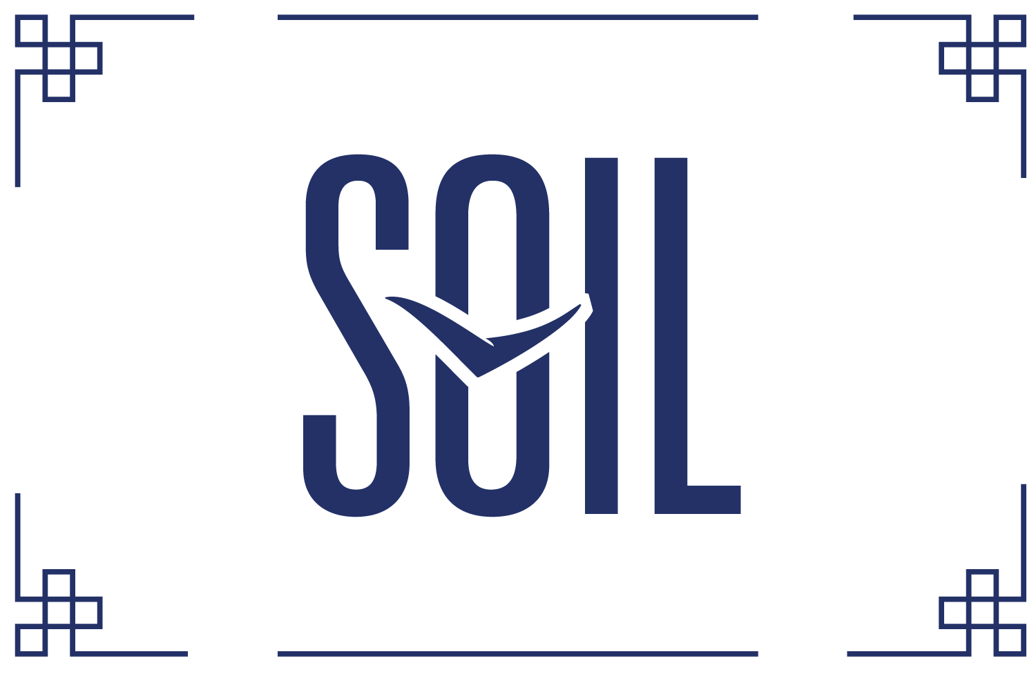 SOIL Restaurant Logo — by Yagnyuk.